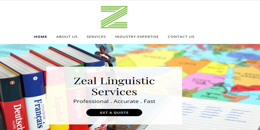 Zeal Linguistic Services, Chennai